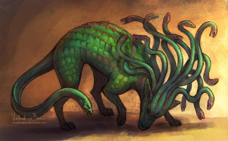 Gorgon by Nimphradora