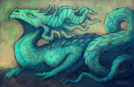 Murky waters by Nimphradora