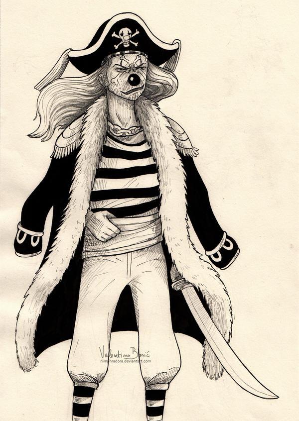 Buggy The Clown by Nimphradora
