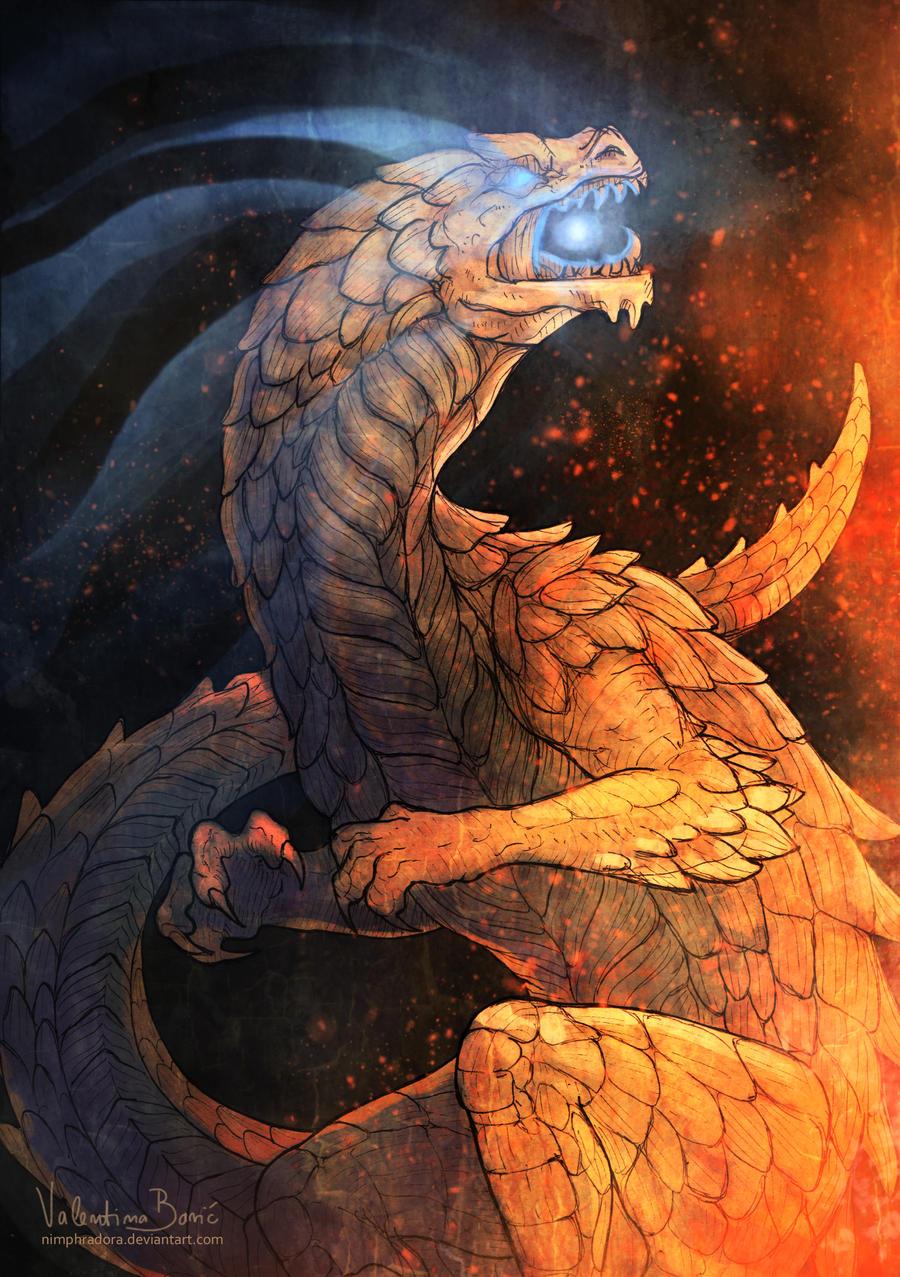 Creature by Nimphradora