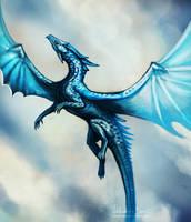 11.4. dragon (comm) by Nimphradora