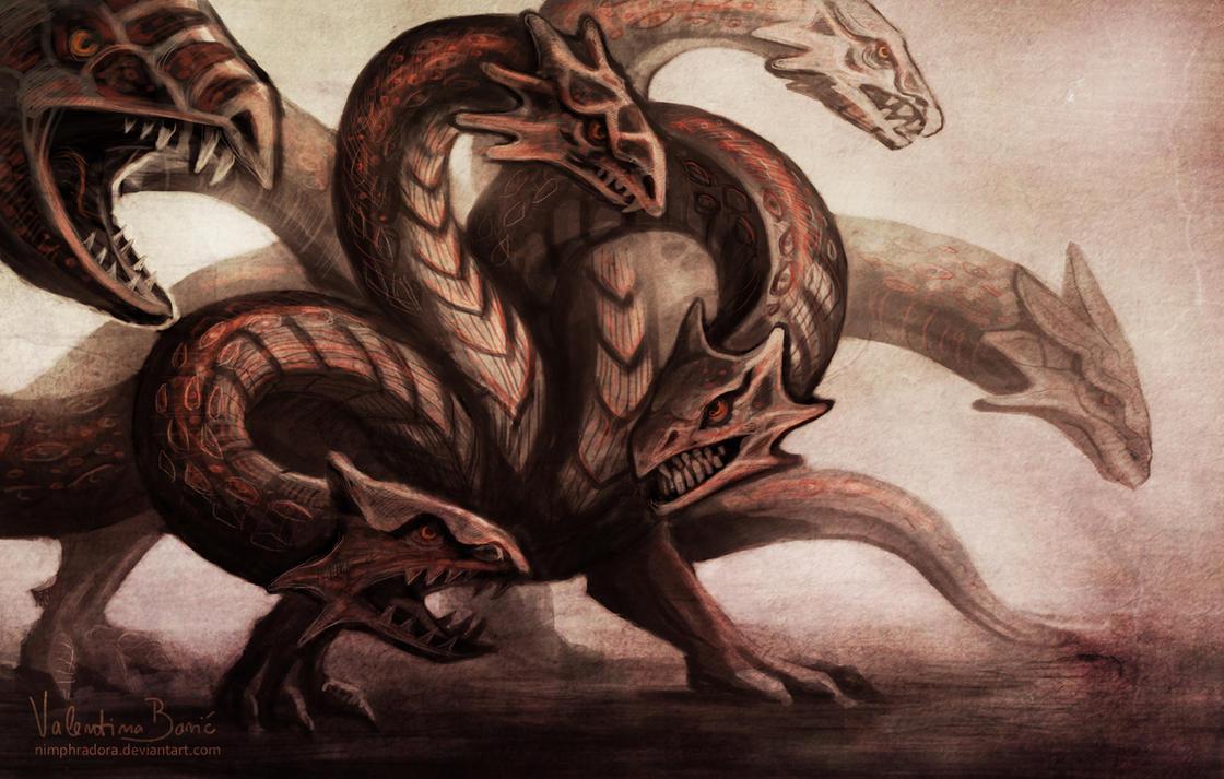 Hydra (comm) by Nimphradora