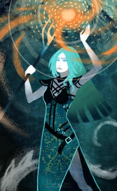 Magician by Nimphradora