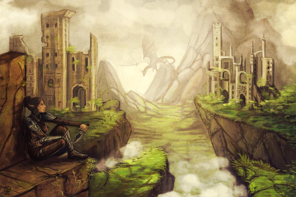 Traveller - edited by Nimphradora