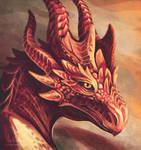 Dragon speed-paint + time lapse video by Nimphradora