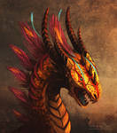 Jungle dragon + video