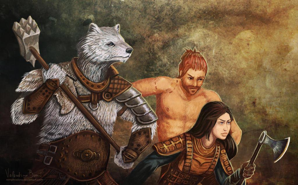 Northern party comm by Nimphradora