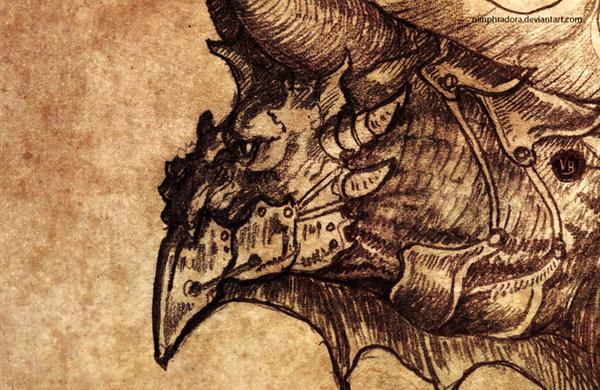 Deathwing by Nimphradora