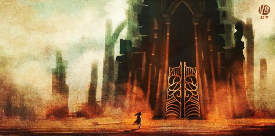 Black tower by Nimphradora