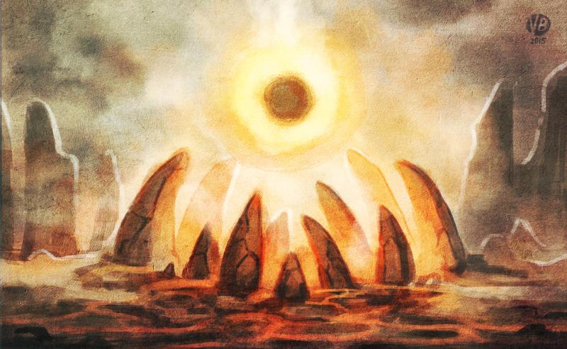 Birth of fire by Nimphradora