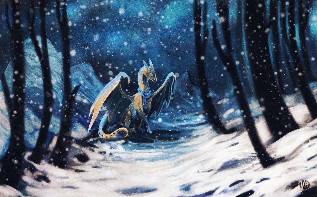 Winter by Nimphradora