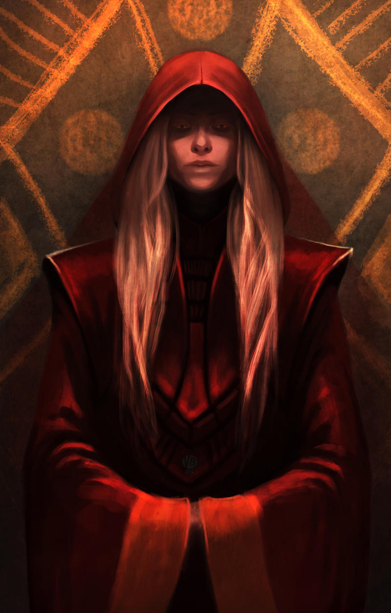 That guy in red by Nimphradora