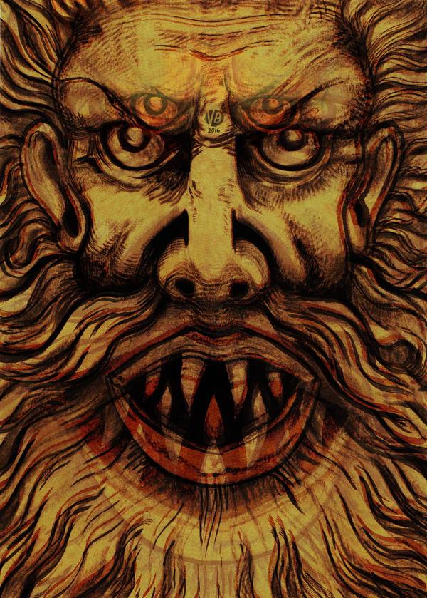 Evil eye by Nimphradora