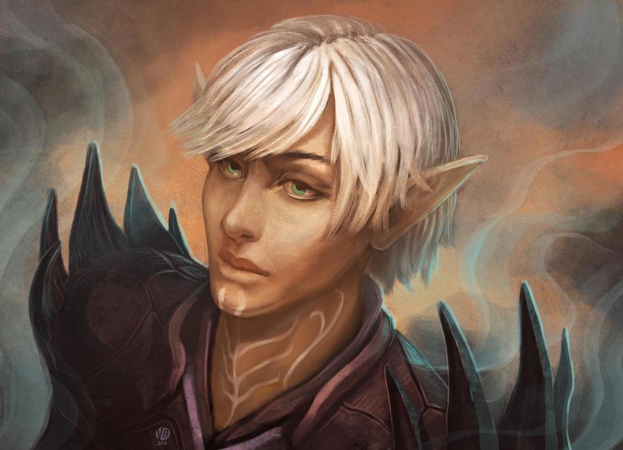 Fenris by Nimphradora