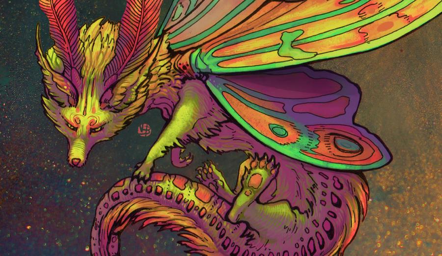 Lepidoptera Vulpina by Nimphradora
