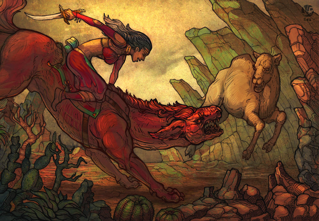 Hunt by Nimphradora