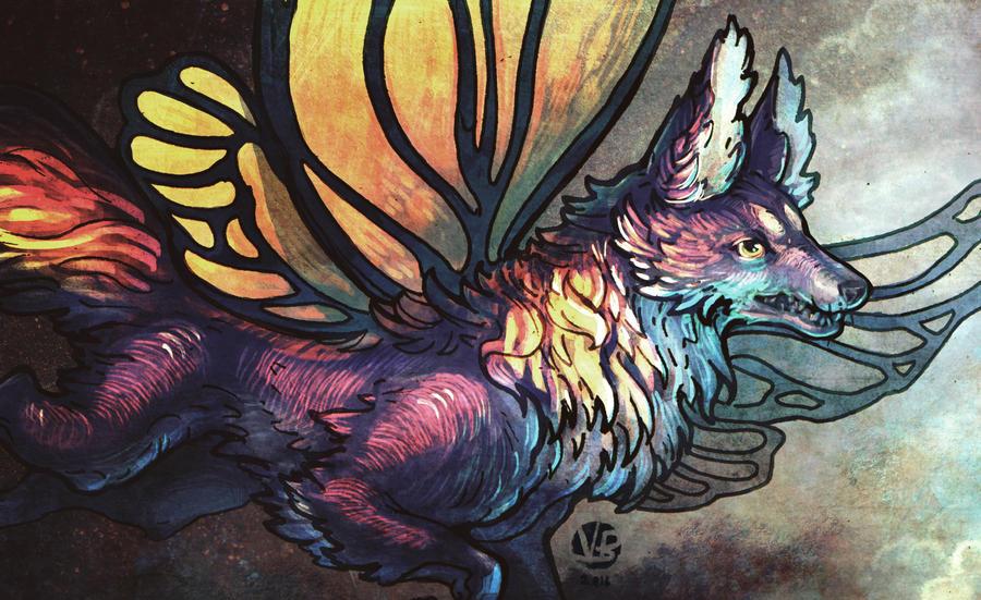Fleur II by Nimphradora
