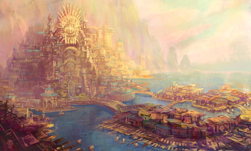 Harbor by Nimphradora