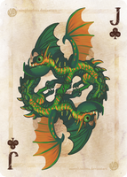 Jack of Clubs by Nimphradora