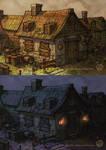 Tavern day/night