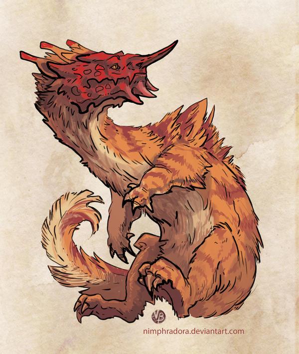 Card critter II by Nimphradora