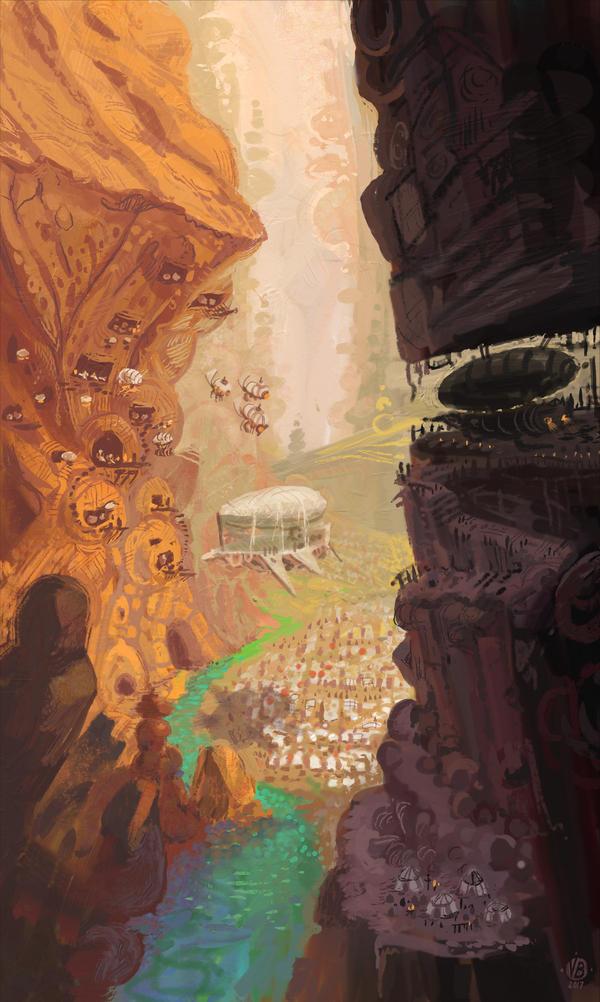 Ruin: hidden army by Nimphradora