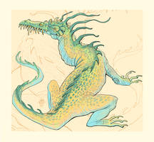 19.12. dragon by Nimphradora