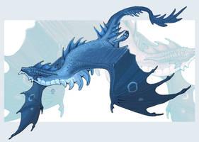 Sea Dragon by Nimphradora