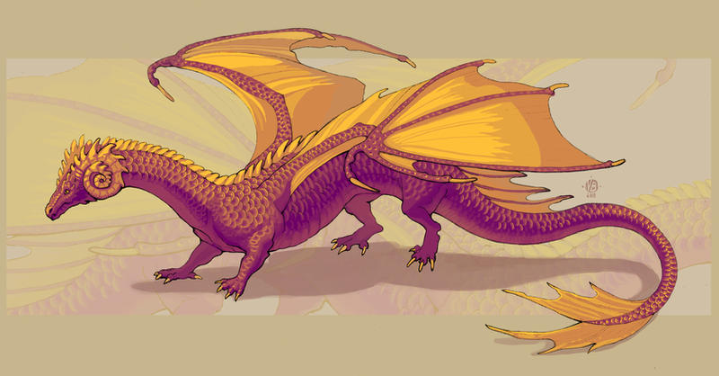 Golden wings by Nimphradora