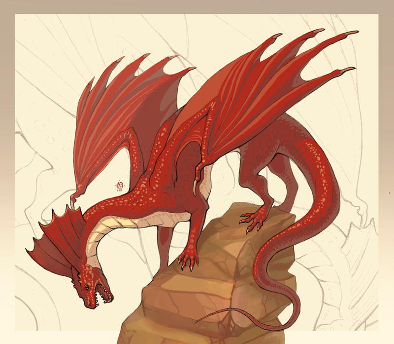 Red Dragon by Nimphradora