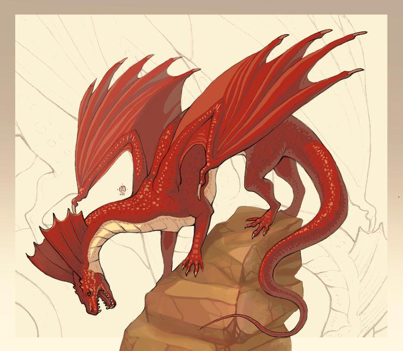Red Dragon by Nimphradora