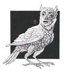 Bird thingy by Nimphradora