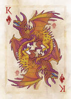 <b>King Of Diamonds</b><br><i>Nimphradora</i>