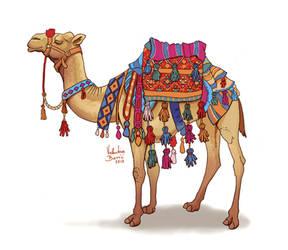 Camel by Nimphradora