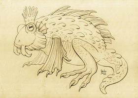 <b>Frog King</b><br><i>Nimphradora</i>
