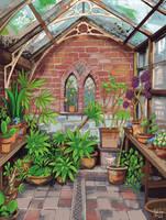 <b>Greenhouse</b><br><i>Nimphradora</i>