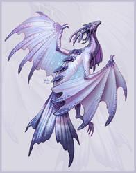Dragon for Atlaswakes by Nimphradora
