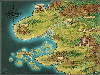 Map by Nimphradora