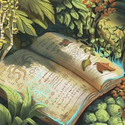 Forgotten Book by Nimphradora