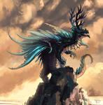 Black Dragon by Nimphradora