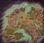 Map Design - Call of Guardians