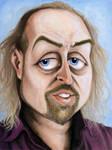 Caricature: Bill Bailey