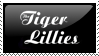 Tiger Lillies stamp by Elusive-Angel