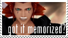 got it memorized? stamp by MrsZeldaLink