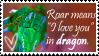 .:roar:. by MrsZeldaLink