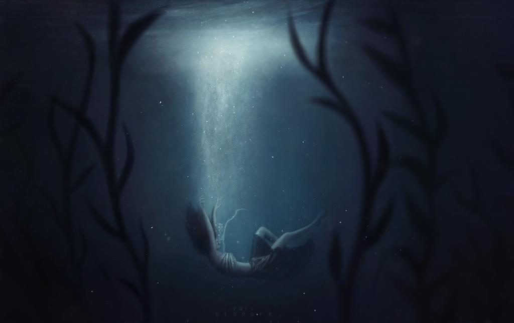 Sinking by Gedogfx