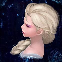 Frozen by panchok