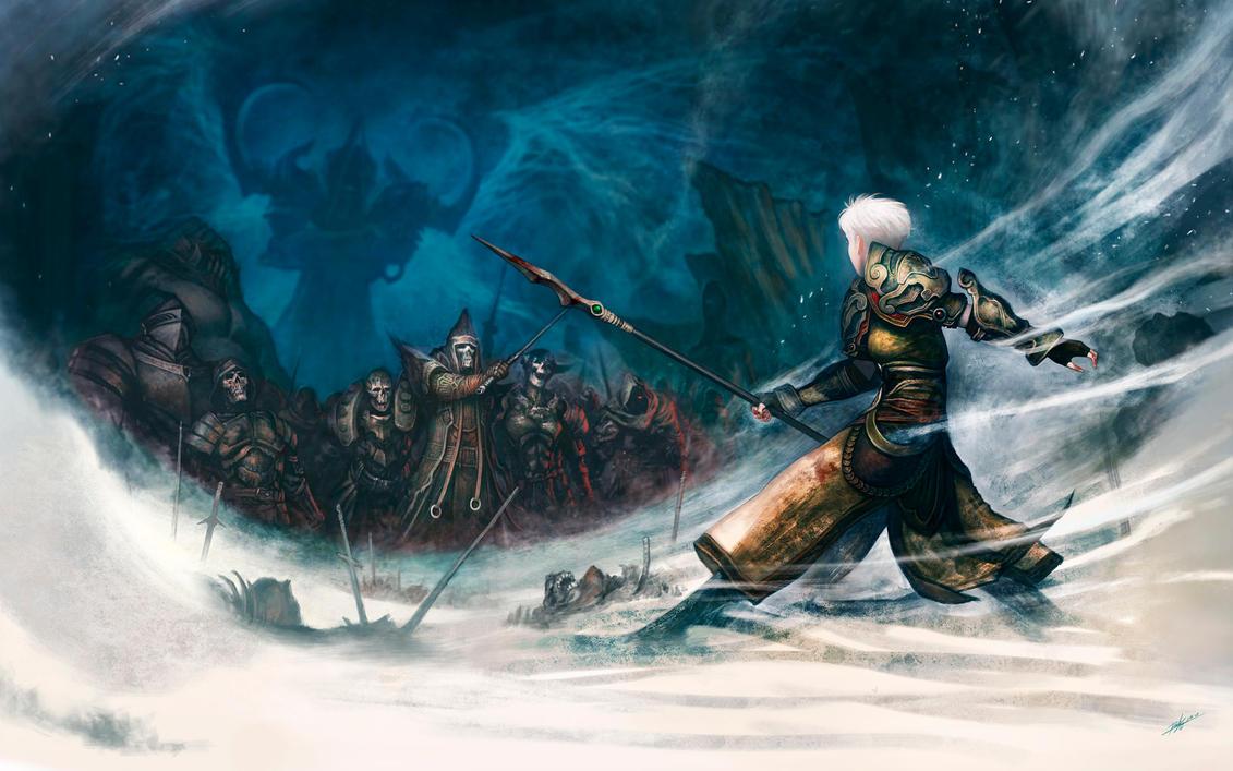 Diablo III - Reaper of Souls by panchok