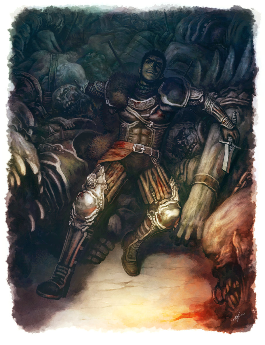 Warrior 1309 by panchok