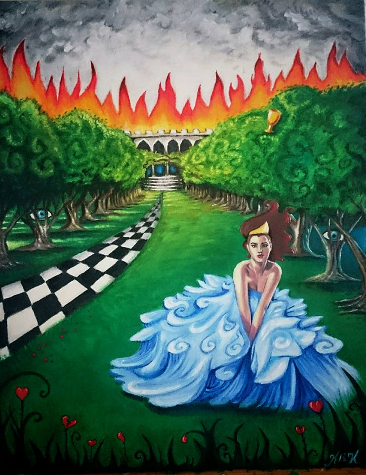 Princess by kristinrosekelly